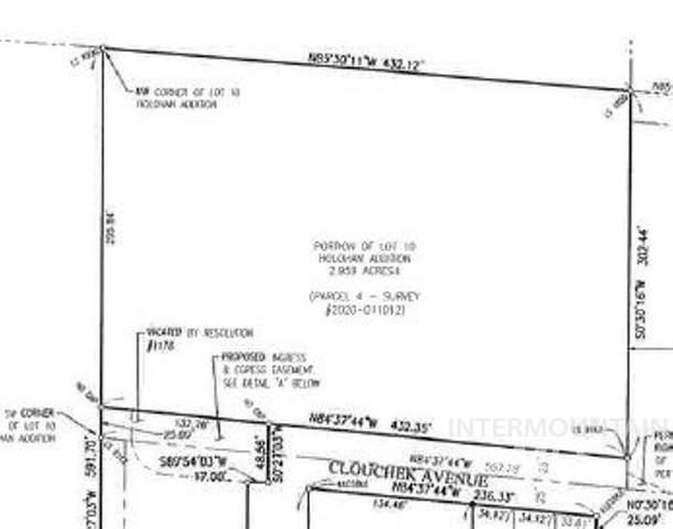 TBD Clouchek Ave, Twin Falls, ID 83301 (MLS #98811994) :: Silvercreek Realty Group