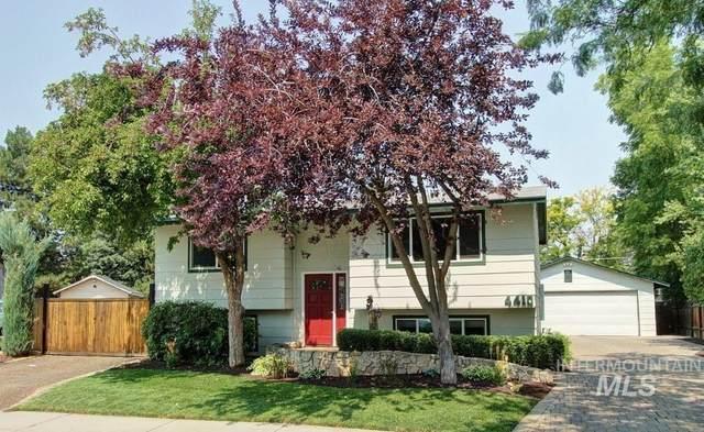 4410 W Meriwether Drive, Boise, ID 83705 (MLS #98812001) :: Epic Realty
