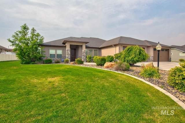 10435 Kaylee Way, Nampa, ID 83687 (MLS #98812005) :: Idaho Real Estate Advisors