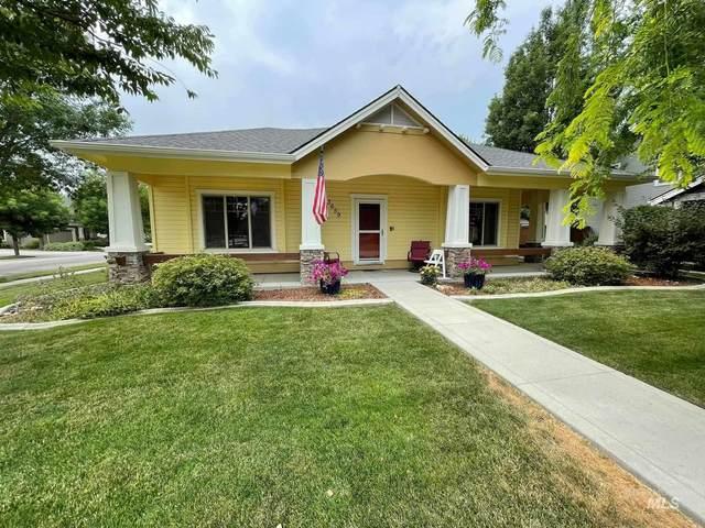 3659 N Legacy Common Ave, Meridian, ID 83646 (MLS #98812006) :: Boise Home Pros