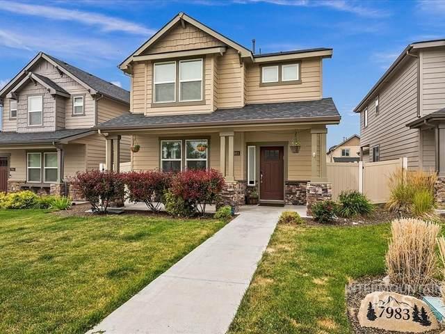 7983 S Red Cliff, Boise, ID 83716 (MLS #98812014) :: Jon Gosche Real Estate, LLC