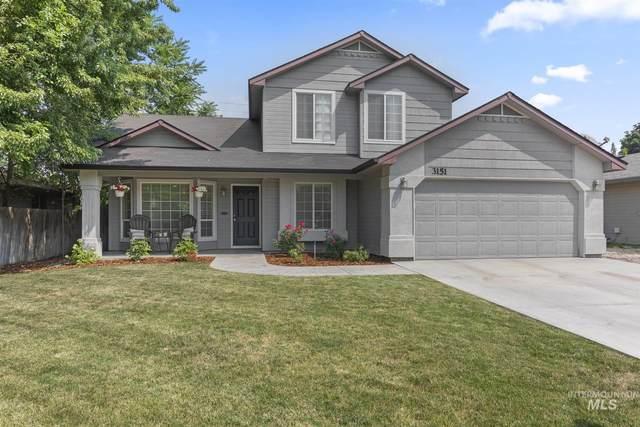 3151 N Boulder Creek Place, Meridian, ID 83646 (MLS #98812016) :: Team One Group Real Estate