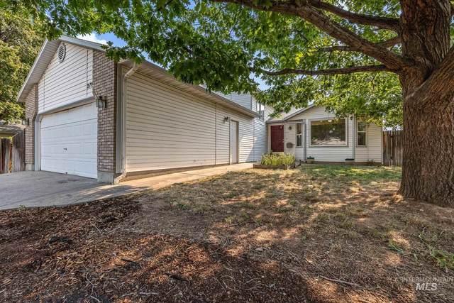 2784 N Morrow Place, Boise, ID 83713 (MLS #98812031) :: Epic Realty