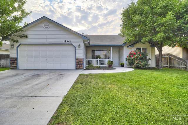 18342 Viceroy Ave, Caldwell, ID 83687 (MLS #98812035) :: The Bean Team