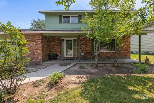 4020 N Kilarney Dr, Boise, ID 83704 (MLS #98812040) :: Epic Realty