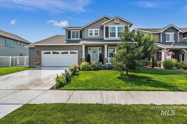 549 S Millstream Drive, Nampa, ID 83686 (MLS #98812060) :: Silvercreek Realty Group