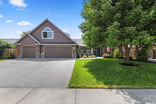 663 E Ridgestone Dr, Kuna, ID 83634 (MLS #98812063) :: Boise River Realty