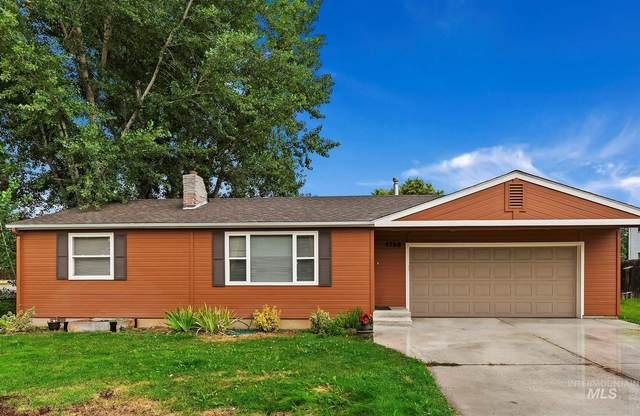 4768 W Kendall St, Boise, ID 83706 (MLS #98812070) :: Build Idaho