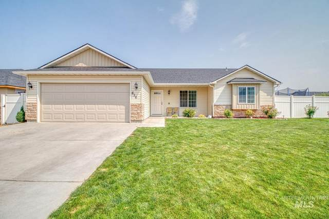 616 21st Ave E, Jerome, ID 83338 (MLS #98812090) :: Beasley Realty