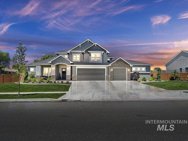 4484 W Temple, Meridian, ID 83646 (MLS #98812098) :: First Service Group
