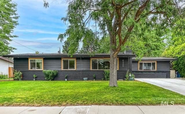 4320 W. Meriwether Drive, Boise, ID 83705 (MLS #98812111) :: Epic Realty