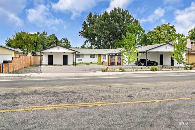 444 W Boise Ave, Boise, ID 83706 (MLS #98812138) :: Juniper Realty Group