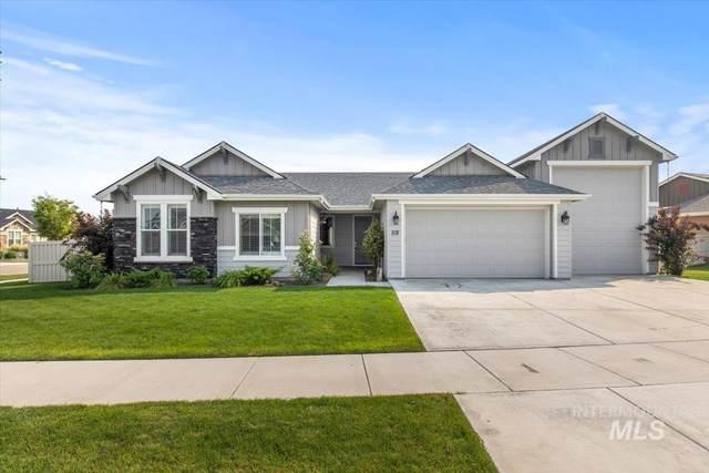 1131 W Seldovia, Kuna, ID 83634 (MLS #98812140) :: Boise River Realty