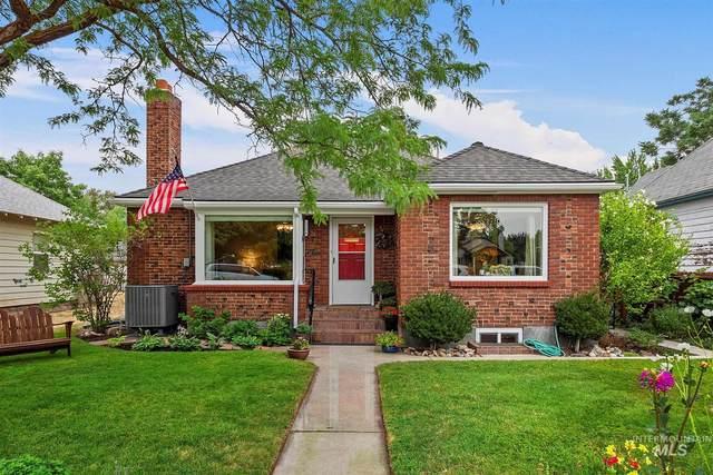 2306 W Madison Ave, Boise, ID 83702 (MLS #98812145) :: Build Idaho