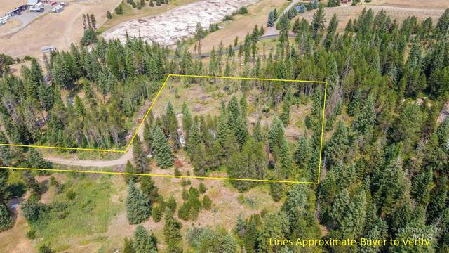 00 Old Avon Rd, Deary, ID 83843 (MLS #98812172) :: Story Real Estate