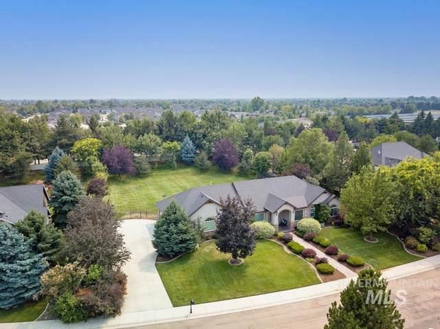 2097 W Crooked Stick Drive, Eagle, ID 83616 (MLS #98812192) :: Jon Gosche Real Estate, LLC