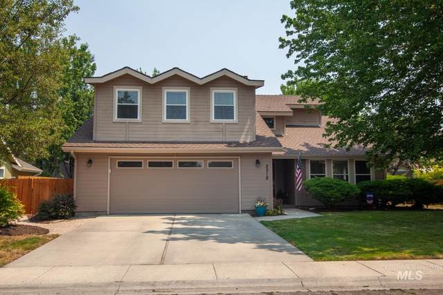 3518 S Coleridge Pl, Boise, ID 83706 (MLS #98812193) :: Michael Ryan Real Estate