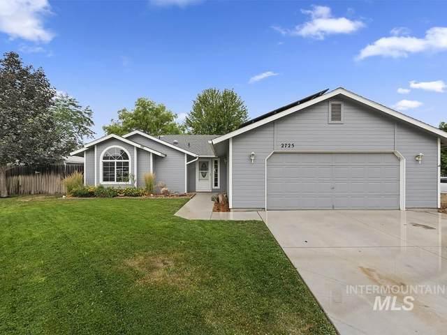 2725 N Arrowwood, Meridian, ID 83646 (MLS #98812207) :: Team One Group Real Estate