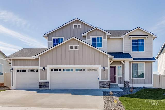 15393 Stovall Ave, Caldwell, ID 83607 (MLS #98812208) :: Juniper Realty Group
