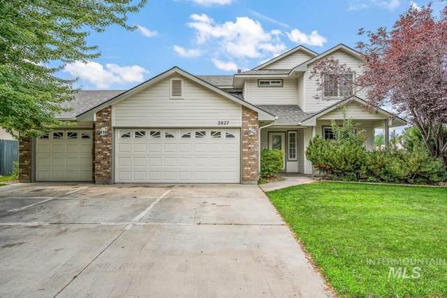 2827 S Moultrie Ave, Boise, ID 83709 (MLS #98812209) :: Silvercreek Realty Group