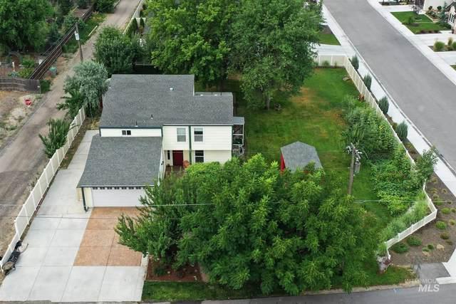 6725 W Saxton Ave., Boise, ID 83714 (MLS #98812213) :: Jon Gosche Real Estate, LLC