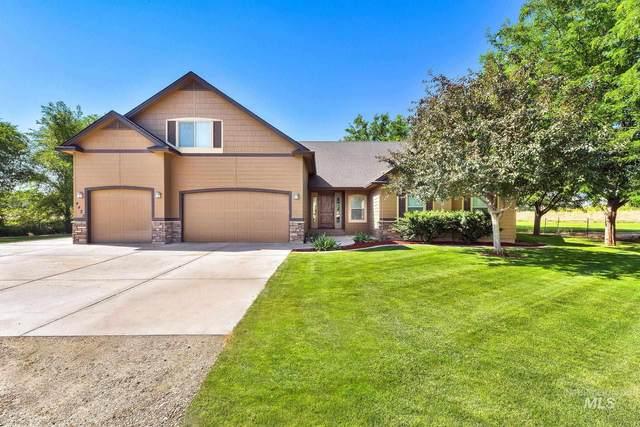 4425 S Happy Valley Rd., Nampa, ID 83686 (MLS #98812236) :: Jon Gosche Real Estate, LLC