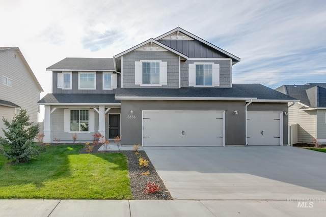 15407 Stovall Ave, Caldwell, ID 83607 (MLS #98812242) :: Epic Realty