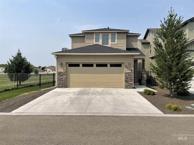 3026 E Ionia Ct, Meridian, ID 83642 (MLS #98812253) :: Haith Real Estate Team