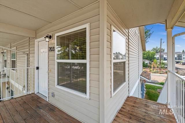 8909 W Irving St. #203, Boise, ID 83704 (MLS #98812262) :: Boise River Realty