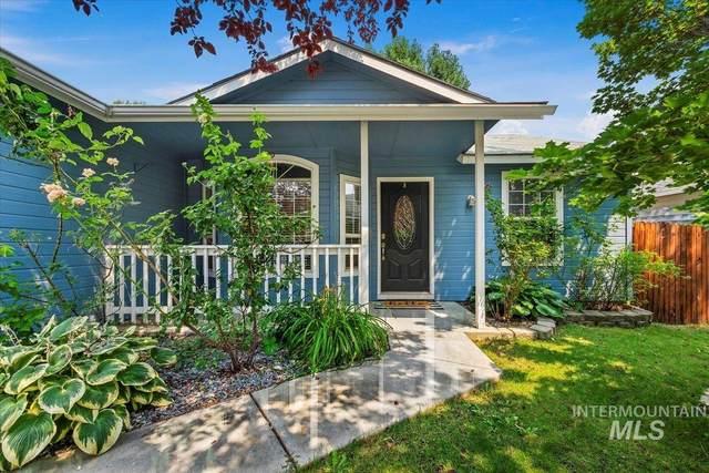 5268 S Yarrow Ave, Boise, ID 83716 (MLS #98812282) :: Jon Gosche Real Estate, LLC