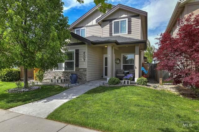 6007 S Kelso Way, Boise, ID 83709 (MLS #98812313) :: Build Idaho