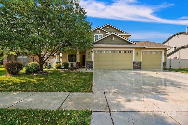 2839 E Falcon Dr, Meridian, ID 83642 (MLS #98812316) :: Epic Realty