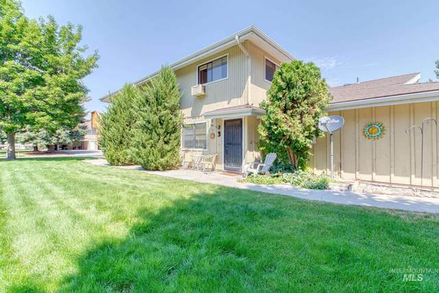 787 Meadows Dr #3, Twin Falls, ID 83301 (MLS #98812318) :: Team One Group Real Estate
