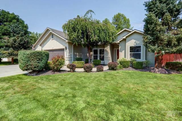 2234 W Pebblestone Street, Meridian, ID 83646 (MLS #98812344) :: Build Idaho