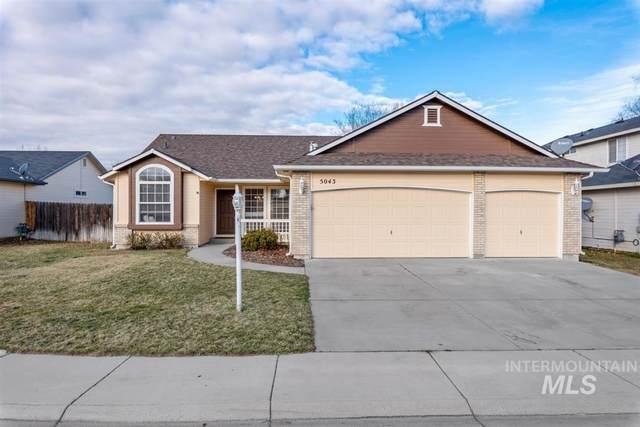 5043 N Camas Creek, Boise, ID 83713 (MLS #98812360) :: Epic Realty