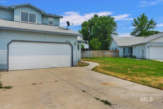 810 Heartland Court, Nampa, ID 83686 (MLS #98812382) :: Epic Realty
