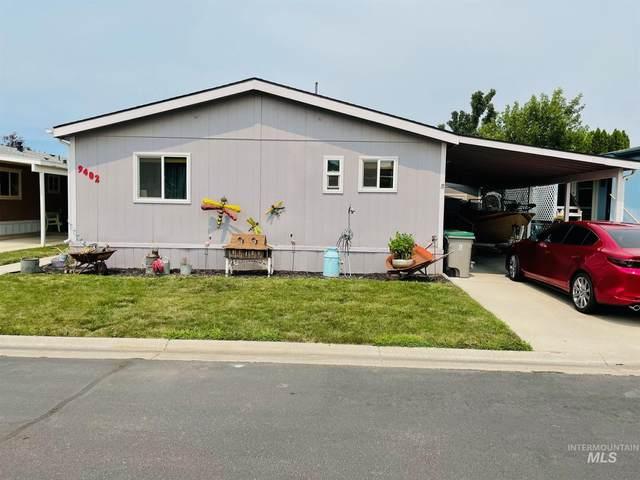 9402 W Glen Ellyn Ln, Boise, ID 83704 (MLS #98812384) :: Build Idaho