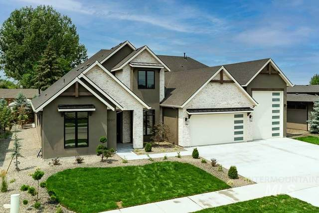 1097 Creekwater Way, Eagle, ID 83616 (MLS #98812395) :: First Service Group