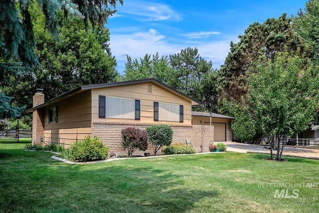 3965 S Maple Grove Rd, Boise, ID 83709 (MLS #98812414) :: Boise River Realty