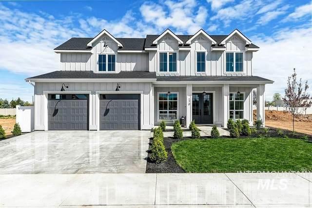 6707 Big Wood Wy, Star, ID 83669 (MLS #98812432) :: Team One Group Real Estate