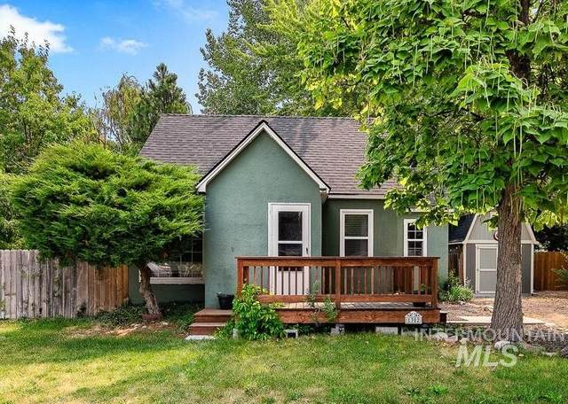 1302 S Roosevelt St, Boise, ID 83705 (MLS #98812446) :: Build Idaho