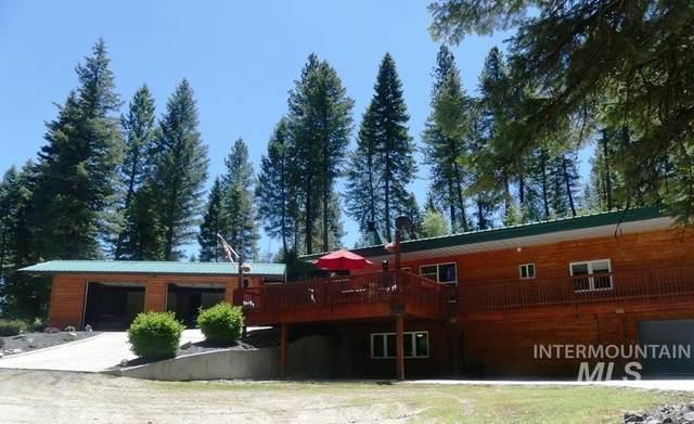 11857 Hwy 55, Cascade, ID 83611 (MLS #98812463) :: Jon Gosche Real Estate, LLC