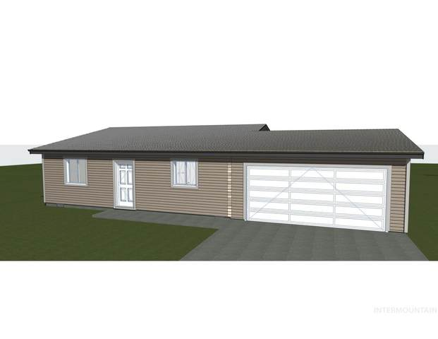 831 E Independence, Emmett, ID 83617 (MLS #98812475) :: City of Trees Real Estate