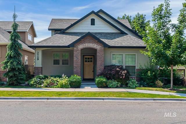 3729 W Catalpa, Boise, ID 83703 (MLS #98812487) :: Build Idaho