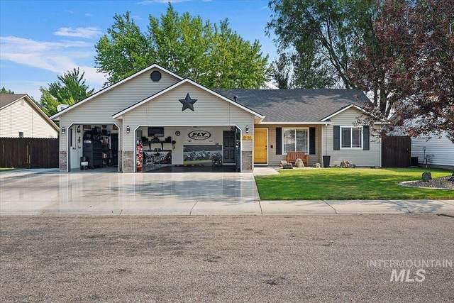 8600 W Carnegie, Boise, ID 83709 (MLS #98812500) :: Team One Group Real Estate