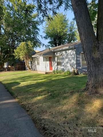 391 7th Street, Pomeroy, WA 99347 (MLS #98812502) :: Boise River Realty