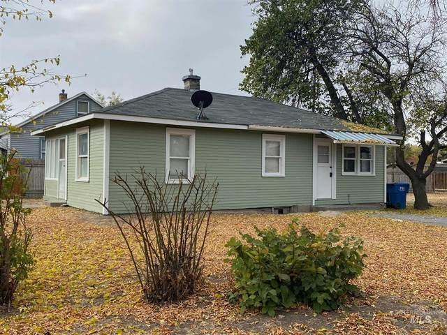 195 Van Buren, Twin Falls, ID 83301 (MLS #98812536) :: Epic Realty