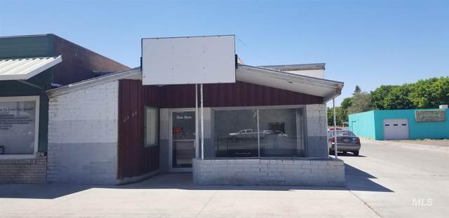 2550 Overland Ave #14, Burley, ID 83318 (MLS #98812547) :: Michael Ryan Real Estate