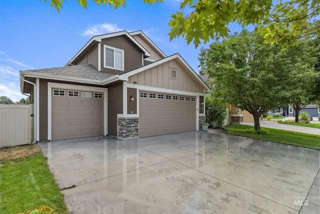 3430 S Ascaino Ave., Meridian, ID 83642 (MLS #98812559) :: Boise River Realty