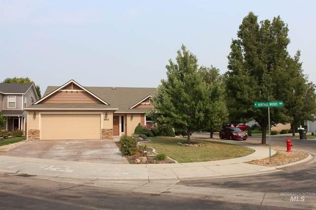 4362 N Heritage Woods Way, Meridian, ID 83646 (MLS #98812563) :: Build Idaho